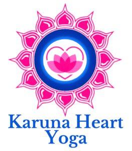 Karuna Heart Yoga Logo