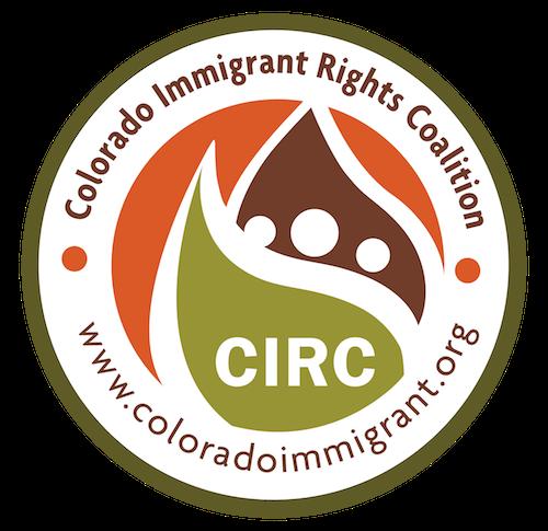 Colorado Immigrant Rights Coalition logo