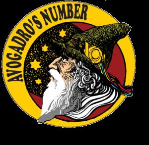 avogadros number logo