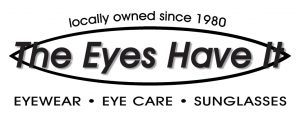 The Eyes Have It logo