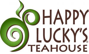 Happy Lucky's Teahouse Logo